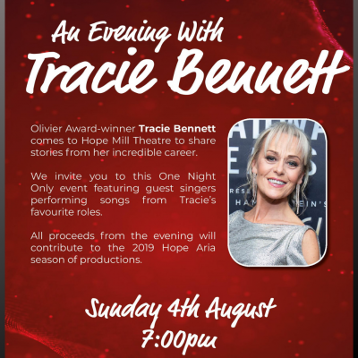 An Evening with Tracie Bennett