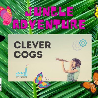 Clever Cogs – Jungle Adventure