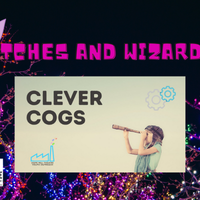 Clever Cogs – Witches & Wizards