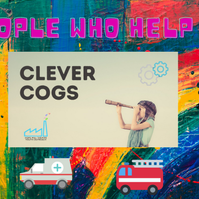 Clever Cogs – People Who Help Us