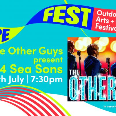 HOPE FEST: The Other Guys Present – The 4 Sea Sons