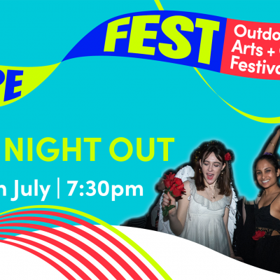 HOPE FEST: Girls Night Out