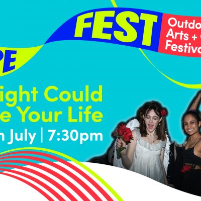 HOPE FEST: This Night Could Change Your Life