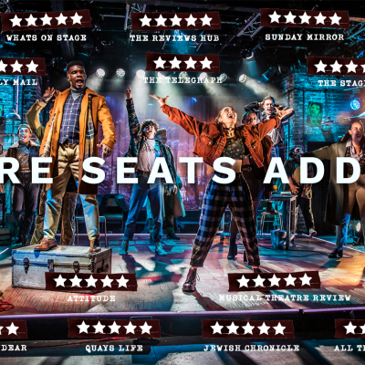 RENT 2021 – New Release Tickets